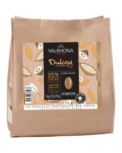 Blonde Schokolade Dulcey 35%  - 1 kg
